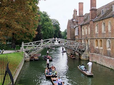 Cambridge Mechanical Bridge