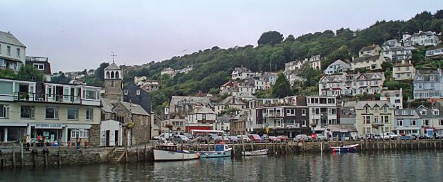 Looe Cornwall Tourist Information Guide