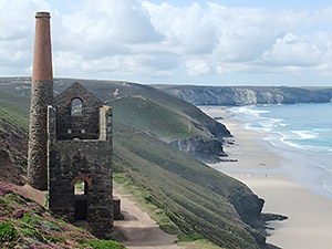 trip to cornwall england