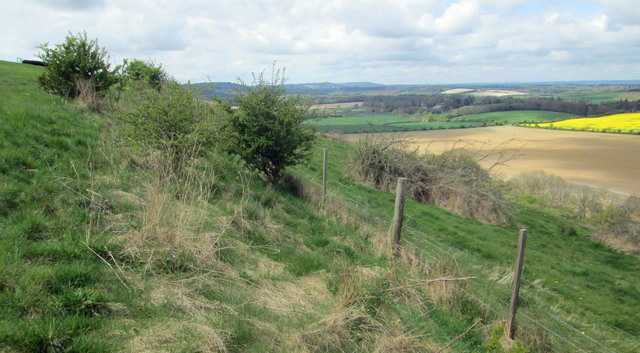 Southampton To Winchester >> Location of Watership Down (Hampshire)