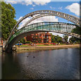 Bedford Suspension Bridge