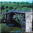 Iron Bridge Shropshire