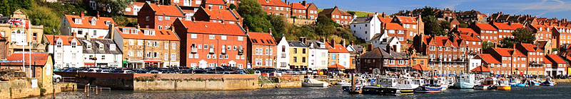 Whitby Town and Abbey