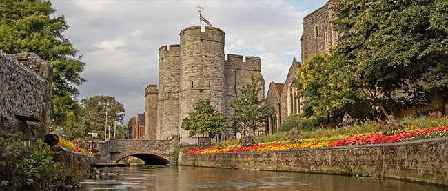 Canterbury Kent Tourist Information Guide