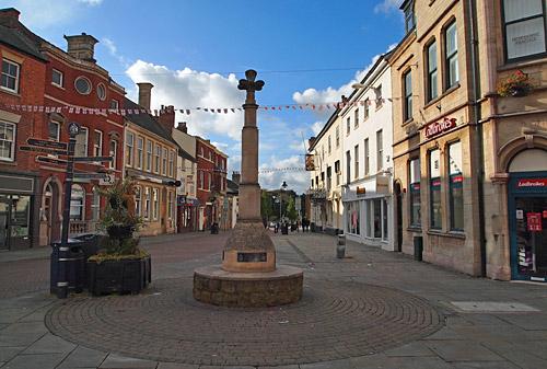 Melton Mowbray Market Cross