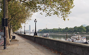 Travel Blog London October 2012