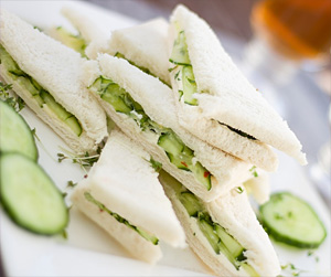 English Sandwiches Traditional British Recipes