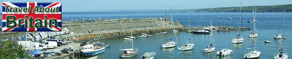 Harbour on Welsh Coast