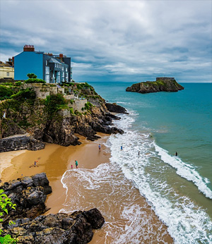 Guide To South West Wales Great Britain